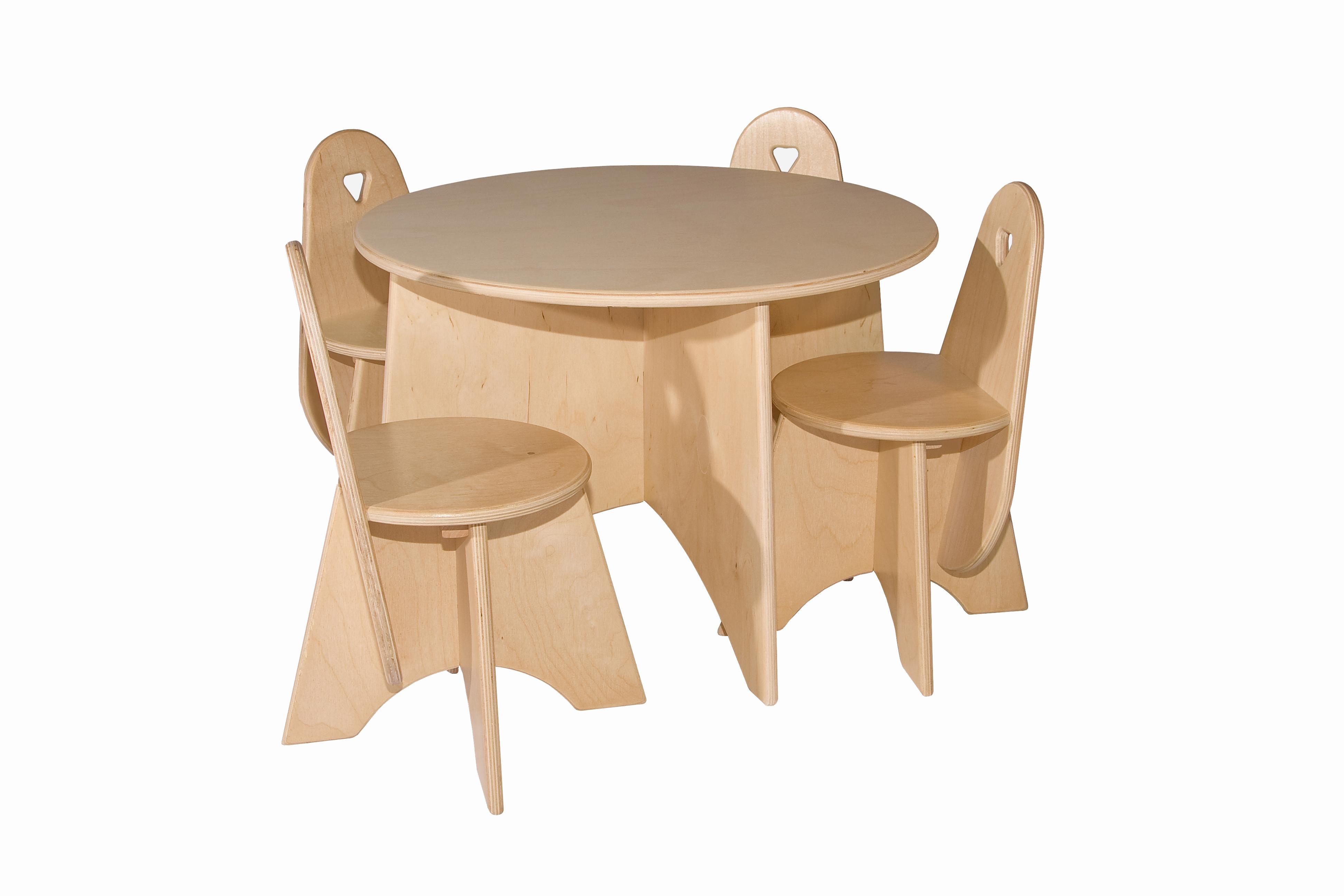 Ronde tafel apollo voor peuters capi education