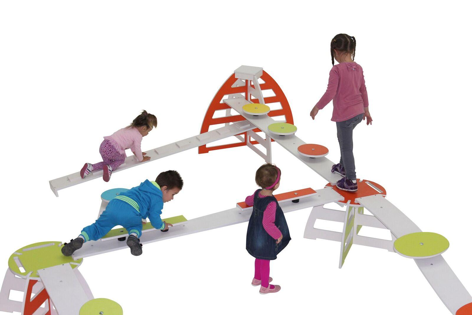Verrassend Gym- balanceerset voor peuters - Capi Education IJ-65