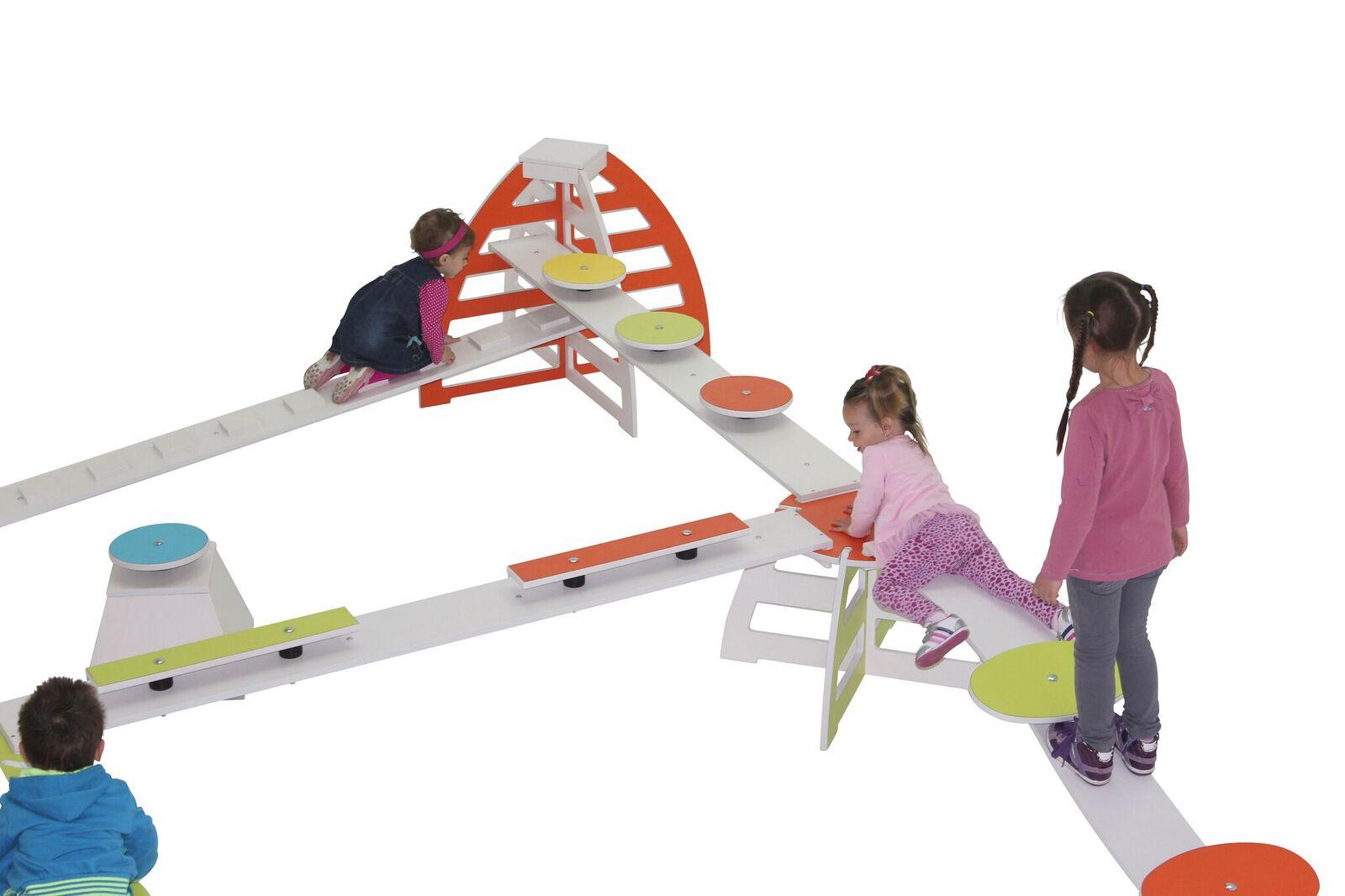 Fonkelnieuw Gym- balanceerset voor peuters - Capi Education AT-31